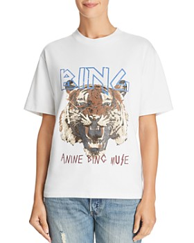 Anine Bing - Tiger Graphic Tee