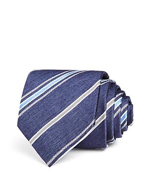 The Men's Store at Bloomingdale's Herringbone Multi-Stripe Classic Tie