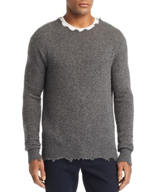 Iro Lennon Distressed Cashmere Sweater