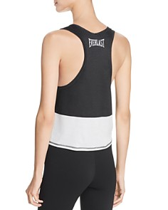 Everlast - Color-Block Cropped Tank
