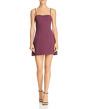 French Connection Dresses WHISPER LIGHT A-LINE DRESS