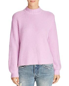 John and Jenn - Maxwell Mock-Neck Sweater