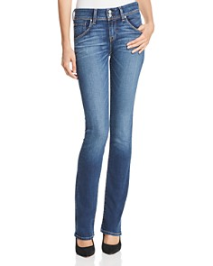Hudson - Beth Mid Rise Boot Jeans in Fenimore