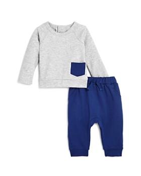Bloomie's - Boys' Sweatshirt & Joggers Set, Baby - 100% Exclusive