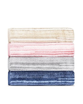Hudson Park Collection - Fine Stripe Bath Collection