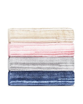 Hudson Park Collection - Fine Stripe Washcloth - 100% Exclusive