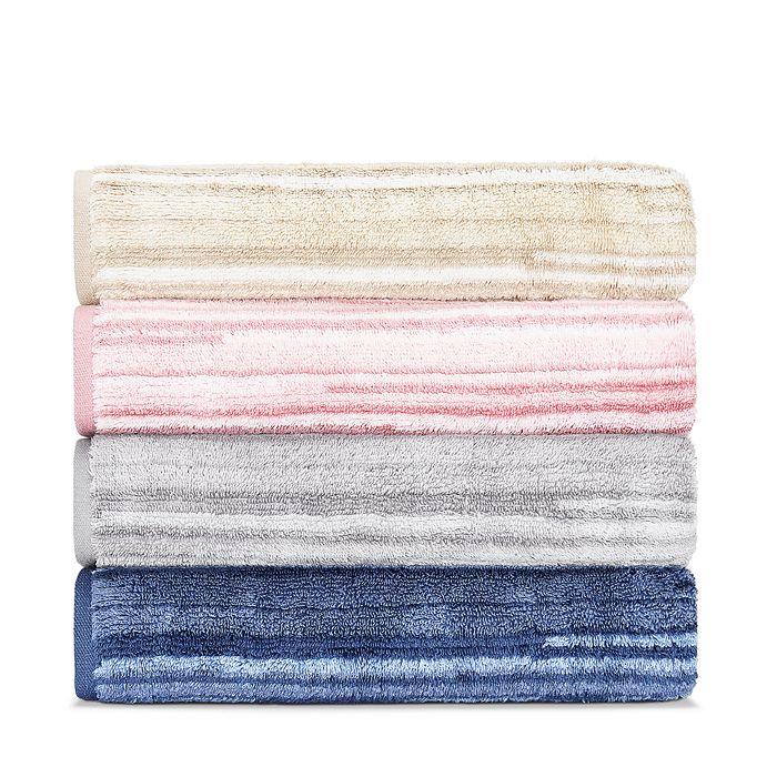 Hudson Park Collection - Fine Stripe Bath Collection