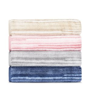 Hudson Park Collection Fine Stripe Washcloth - 100% Exclusive