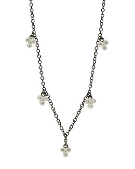 "Freida Rothman - Industrial Charm Necklace, 36"""