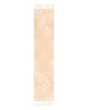 C by Bloomingdale's - Blurred Floral Cashmere Scarf - 100% Exclusive