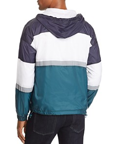 FILA - Cedric Color-Block Windbreaker Jacket