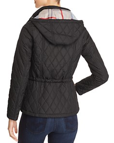 Barbour - Millfire Diamond Quilted Jacket