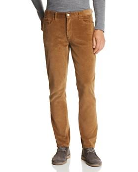 Michael Kors - Parker Slim Fit Corduroy Pants