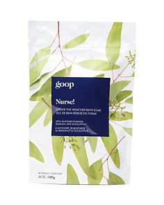 goop - Nurse! Under the Weather Bath Soak