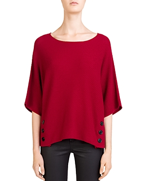 Gerard Darel Carly Dolman-Sleeve Sweater
