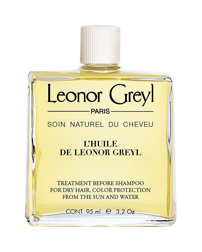 Leonor Greyl - l'Huile de  Pre-Shampoo Treatment for Dry Hair 3.2 oz.