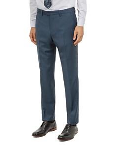 Ted Baker - Strongt Debonair Plain Slim Fit Suit Pants