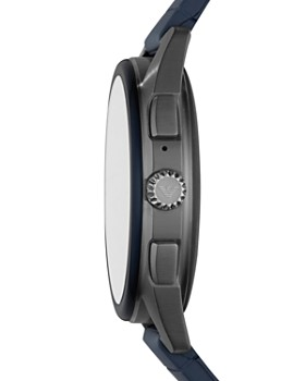 Emporio Armani Tech - Blue Strap Touchscreen Smartwatch, 43mm