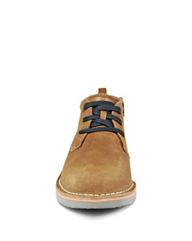 Florsheim Kids - Boys' Suede Navigator Boots - Toddler, Little Kid, Big Kid