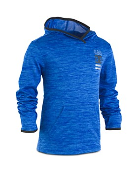 Under Armour - Boys' Twist Double Vision Hoodie - Little Kid