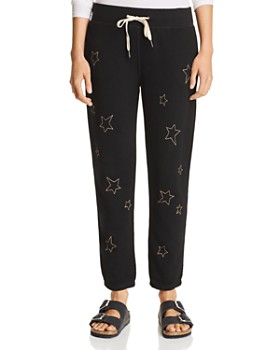 n PHILANTHROPY - Night Star Embroidered Sweatpants - 100% Exclusive