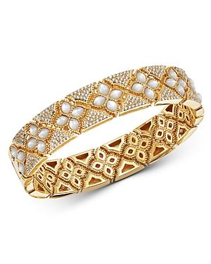 Roberto Coin 18K Yellow Gold Venetian Princess Diamond Bracelet