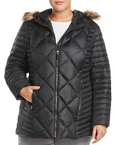 Marc New York Plus - Kami Down Puffer Coat