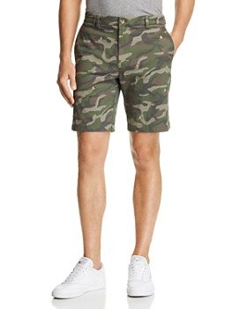 Vineyard Vines - Surfing Dog-Patch Camouflage-Print Shorts