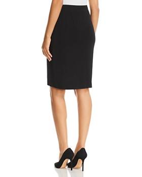 Misook - Knit Pencil Skirt