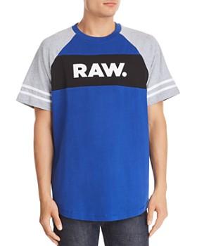 c413778889 G-STAR RAW - Betal Color-Block Raglan Tee