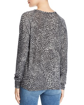 Red Haute - Keyhole Detail Sweater