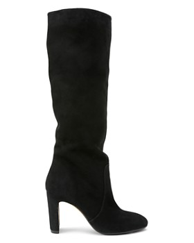 Dolce Vita - Women's Coop Slouchy Suede Tall Boots