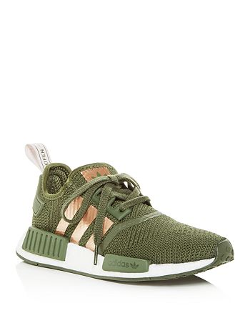 Adidas Women's NMD R1 Knit Low Top Sneakers | Bloomingdale's