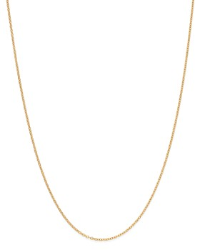 Dodo - 18K Yellow Gold Choker Chain, 19.6""