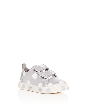 Toms Girls' Lenny Polka-Dot Sneakers - Baby, Walker, Toddler