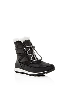Sorel - Girls' Youth Whitney Waterproof Cold Weather Boots - Little Kid, Big Kid