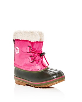 e69b4423004f Sorel - Girls  Yoot Pac Cold Weather Boots - Toddler