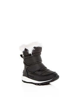 Sorel - Unisex Whitney Cold Weather Boots - Toddler, Little Kid