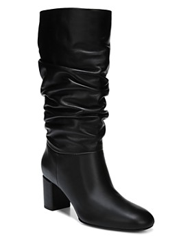 Via Spiga - Women's Naren Slouchy Leather Tall Boots