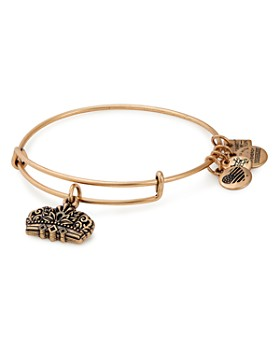 Alex and Ani - Queen's Crown Expandable Charm Bracelet