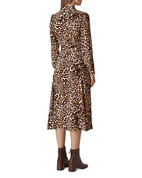 Whistles - Esme Leopard Shirt Dress