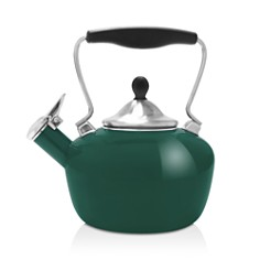 Chantal - 1.8-Quart Enamel-on-Steel Catherine Teakettle