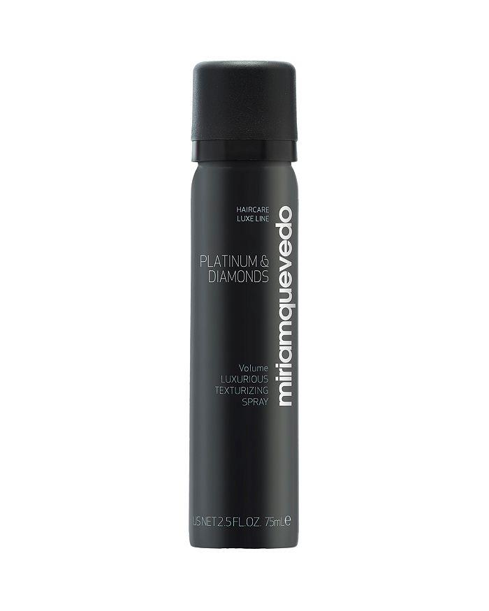 Miriam Quevedo - Platinum & Diamonds The Volume Luxurious Texturizing Spray 2.5 oz.