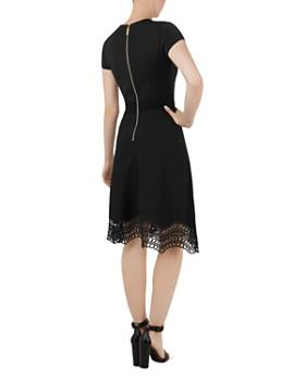 Ted Baker - Ellijo Lace-Trimmed Dress