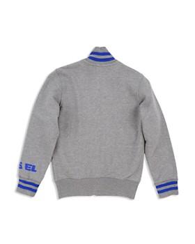 Diesel - Boys' Fleece Zip-Up Jacket - Big Kid