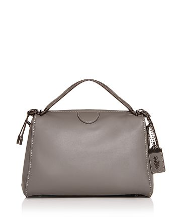 f81f83ac0690 COACH Laural Leather Frame Bag | Bloomingdale's