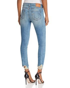 3f51e9e85 ... True Religion - Halle Mid Rise Skinny Jeans in Chewed Indigo