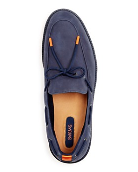 Swims - Men's Motion Nubuck Leather Boat Shoes