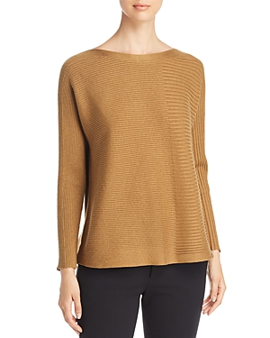 Eileen Fisher Ribbed Dolman Sweater