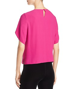 Eileen Fisher - Silk Tulip Sleeve Top